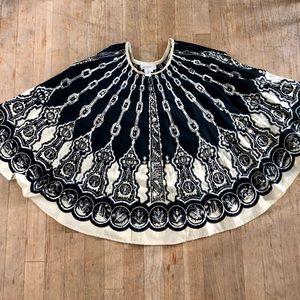 Parisian style skirt